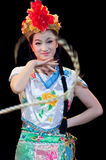 De prestaties van de de Operadans van China, Peking Stock Foto's