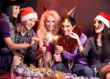De pret van Kerstmis Stock Foto
