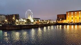 De pret van Liverpool royalty-vrije stock foto's