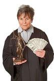 De prijzen van het Hof stock fotografie