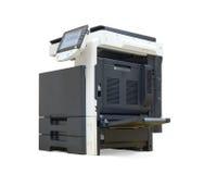 De printer van het bureau Stock Afbeelding