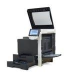 De printer van het bureau Stock Foto