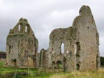 De Priorij van Boxgrove - de Kerk van de Parochie Stock Afbeeldingen