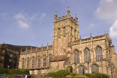 De Priorij van Malvern Royalty-vrije Stock Foto's