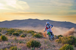 De pro Raceauto van de Woestijn Royalty-vrije Stock Fotografie