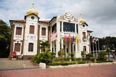 De proclamatie van Onafhankelijkheidsgedenkteken is een museum in Malacca Royalty-vrije Stock Afbeeldingen