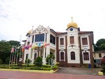 De Proclamatie van Onafhankelijkheidsgedenkteken in Melaka Royalty-vrije Stock Foto