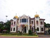 De Proclamatie van Onafhankelijkheidsgedenkteken in Melaka Stock Foto