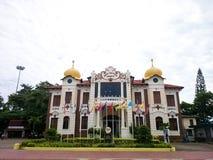 De Proclamatie van Onafhankelijkheidsgedenkteken in Melaka Royalty-vrije Stock Foto's