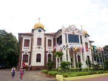 De Proclamatie van Onafhankelijkheidsgedenkteken in Melaka Royalty-vrije Stock Afbeeldingen