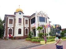 De Proclamatie van Onafhankelijkheidsgedenkteken in Melaka Stock Afbeelding