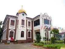 De Proclamatie van Onafhankelijkheidsgedenkteken in Melaka Stock Fotografie
