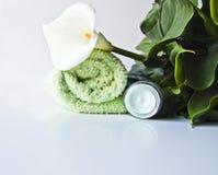 De producten van Bodycare Royalty-vrije Stock Afbeeldingen