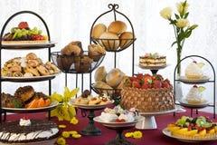 De producten van de bakkerij Royalty-vrije Stock Foto's