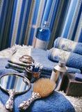 De producten van de lichaamsverzorging Royalty-vrije Stock Foto