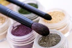 De Producten van de make-up royalty-vrije stock afbeelding
