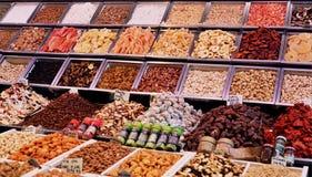 De producten van de markt Stock Fotografie
