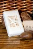 De Producten van het bad Stock Foto