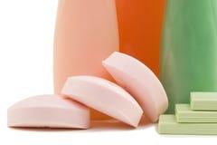 De Producten van het parfum royalty-vrije stock afbeelding