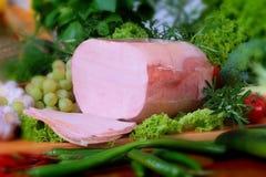 De producten van het varkensvlees stock afbeelding