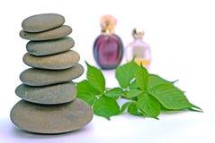 De producten van Wellness stock fotografie