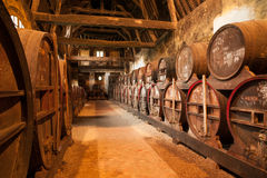 De productie van Calvados Royalty-vrije Stock Fotografie
