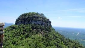 De proefgang van Mountain Look uit Royalty-vrije Stock Afbeeldingen