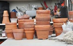 De professionele Werkruimte van de Tuinbouw Stock Afbeeldingen
