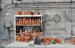 De professionele Werkruimte van de Tuinbouw Stock Fotografie