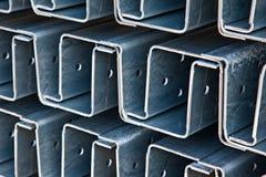 De profielen van het staal Royalty-vrije Stock Foto's