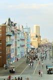 De Promenade van Atlantic City Stock Foto's