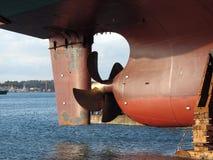 De propeller Royalty-vrije Stock Fotografie
