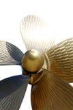 De propeller van de schroef Stock Afbeeldingen