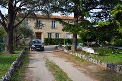De Provence, Frankrijk Stock Foto's