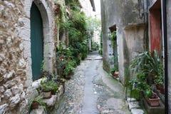 De Provence na regen Royalty-vrije Stock Foto's