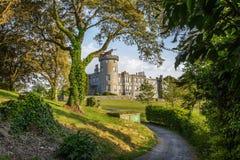 De provincie Clare Ierland van het Dromolandkasteel Stock Fotografie