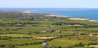 De Provincie Kerry Ireland van de Traleebaai Stock Fotografie