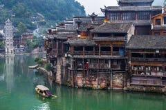 De Provincie van Fenghuang Stock Foto's