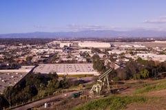 De Provincie van Los Angeles Stock Foto's