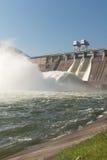 Waterkrachtcentrale royalty-vrije stock foto