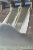 Waterkrachtcentrale royalty-vrije stock foto's