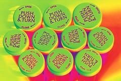 De psychedelische Snelheid van Drugs stock afbeeldingen
