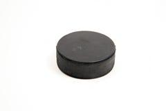 De puck van het hockey Stock Fotografie