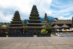 De Pura Besakih-complexe tempel Stock Foto