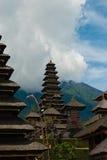 De Pura Besakih-complexe tempel Royalty-vrije Stock Fotografie