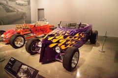 De purpere geroepen Hartstocht van 1932 Ford Roadster royalty-vrije stock foto