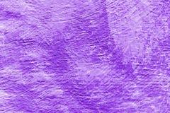De Purpere verf van Proton De samenvatting schilderde decoratieve muurachtergrond stock afbeelding