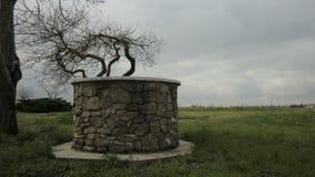 De put van stenen Royalty-vrije Stock Afbeeldingen