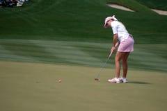 De putten definitief gat van LPGA Paula Creamer