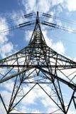 De pyloon van de elektriciteit Royalty-vrije Stock Foto's